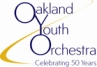 Oakland Youth Orchestra logo